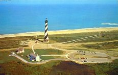 Old Cape Hatteras Lighthouse